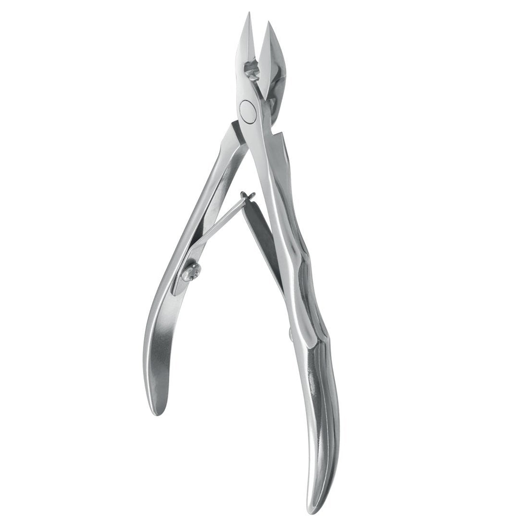 Staleks Pro Expert 65 NE-65-12 Professional Multi Purpose Nail Nippers 4.9 Inch 12 mm