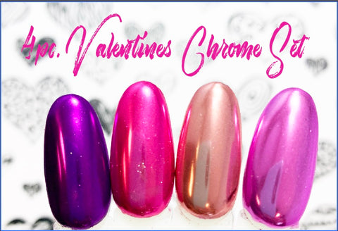 Sweetheart Chrome Set