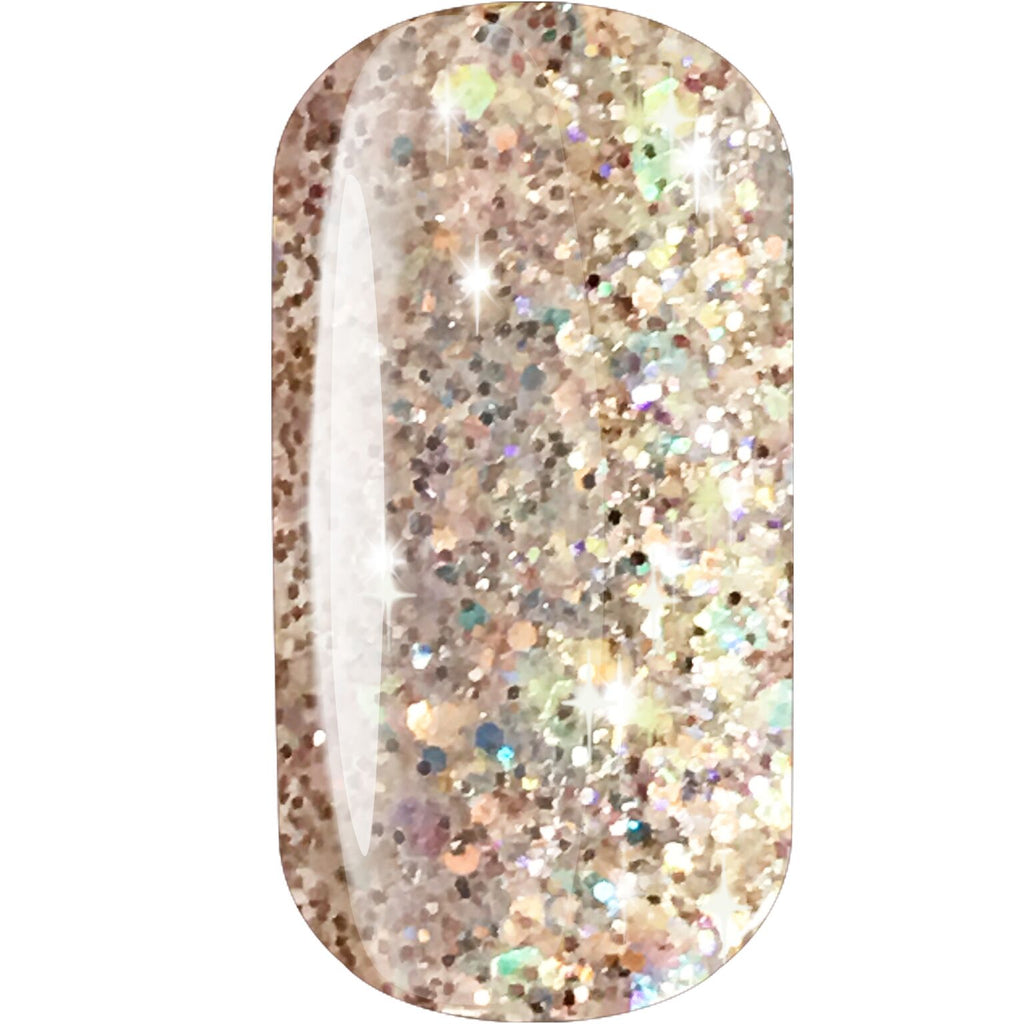 Aurora Pearl Glitter Gel - Options UV/LED