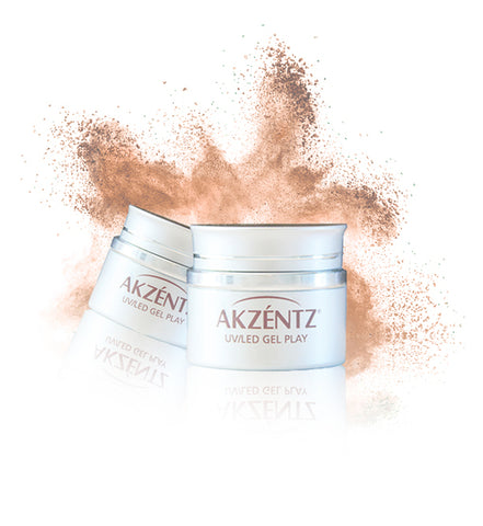 Copper Gel Play Pearlescent Powder - Akzentz