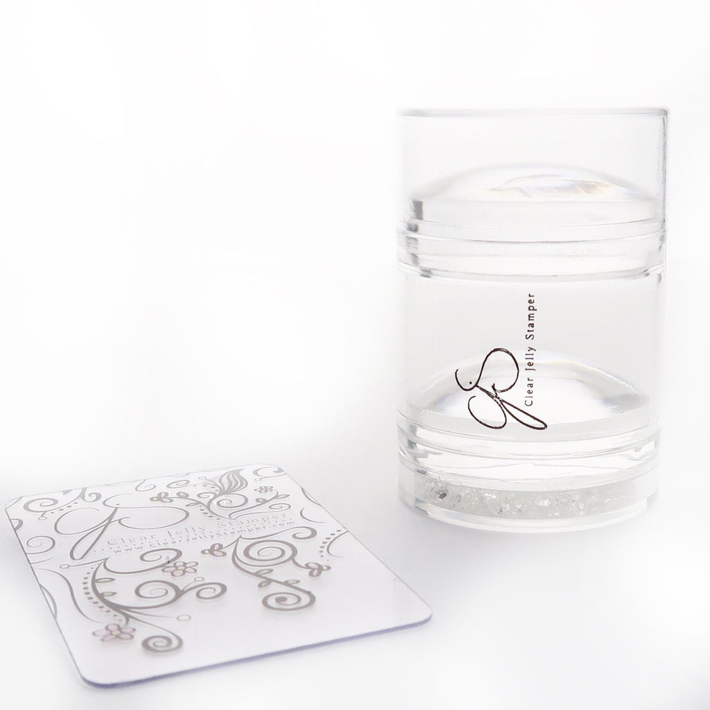 The Big Bling XL Stamper - Clear