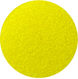 Brite Yellow Patent Leather Glitter
