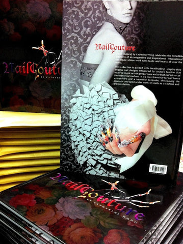 NailQouture - Limited Edition Nail Art Book by Catherine Wong