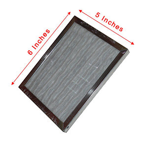 "Valentino Filters for Tabletop Model - Rectangular 5""x6"""