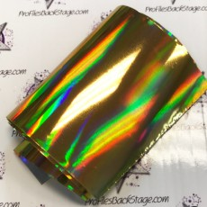 Holo Gold Mylar Sheet