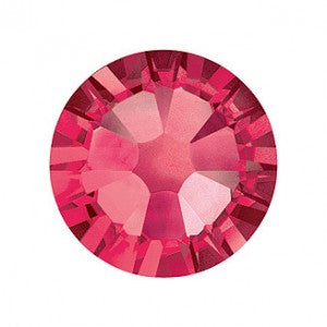 Indian Pink ss10 Xilion Rose - 25ct - Swarovski