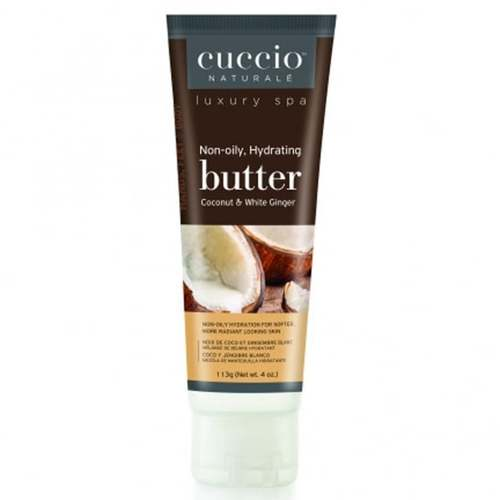 Cuccio Coconut & White Ginger Butter Blend - 4oz