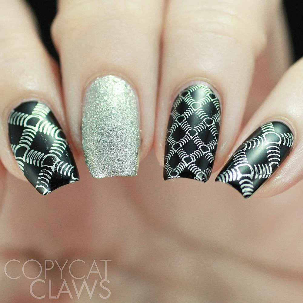 Collection 27 - Uber Chic Stamping Plates