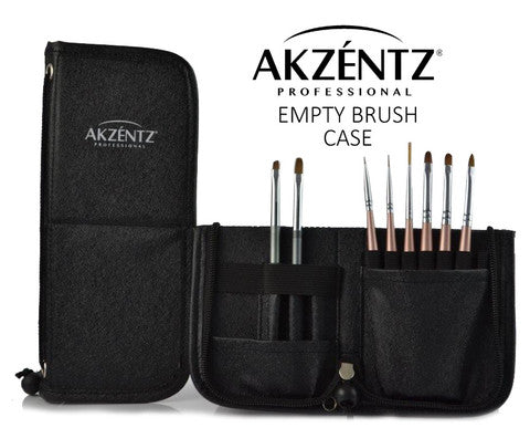 Zippered Brush Case - Akzentz