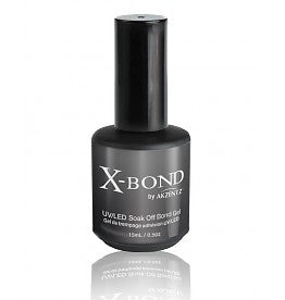 X-Bond Universal Bonder/Base Gel - Akzentz .15ml/0.5oz