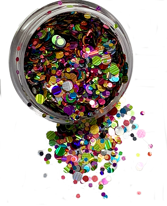 Fat Tuesday Confetti Glitter