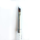 French Manicure Brush & Detail Brush - Double Sided