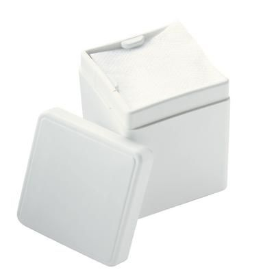2x2 Gauze or Wipe Spring-Activated Dispenser
