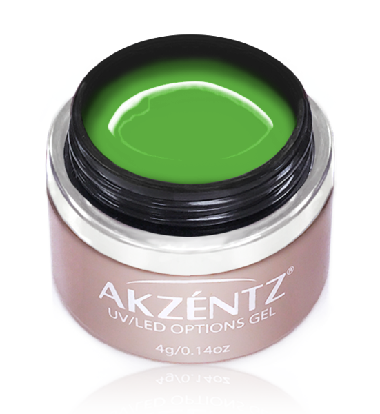 Glass Green  - Akzentz Options UV/LED