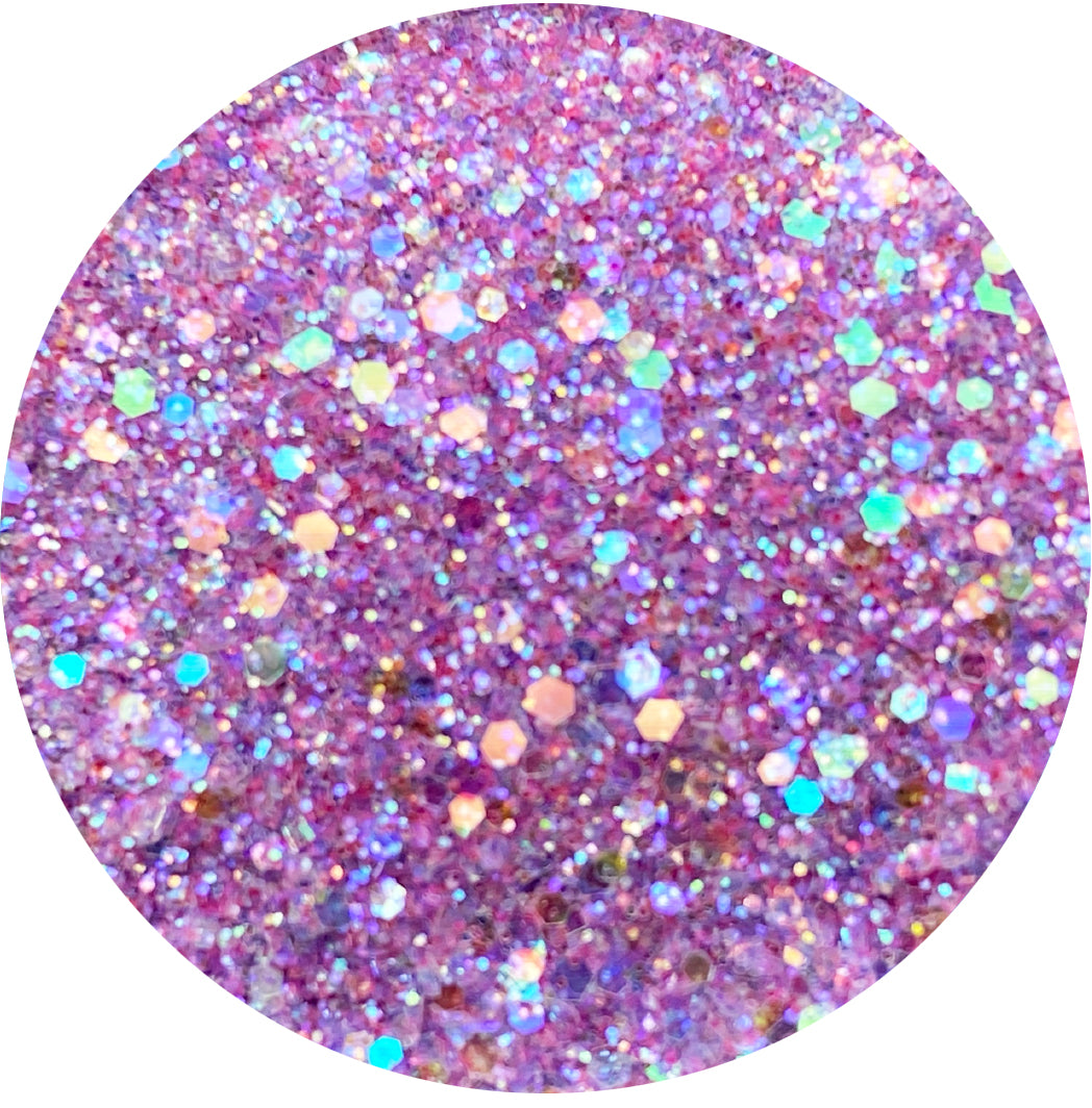 Grape Smoothie Glitter