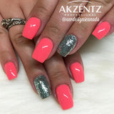 Hypnotic Coral - Akzentz Options UV/LED - LuvNailz
