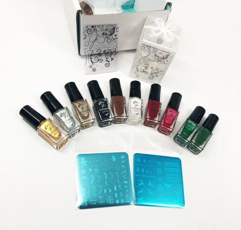 Christmas Stamping Kit! *LIMITED*