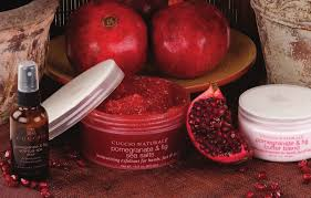 Spa Essentials Kit: Butter & Scrub - Pomegranate & Fig