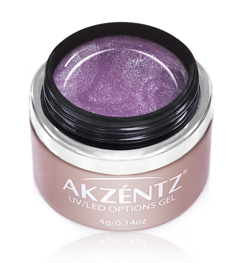 Sparkles Lilac - Akzentz Options UV/LED - LuvNailz