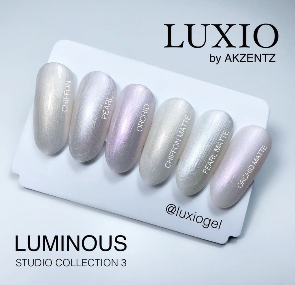 FULL SIZE Studio N°3 Luminous Collection - Akzentz Luxio