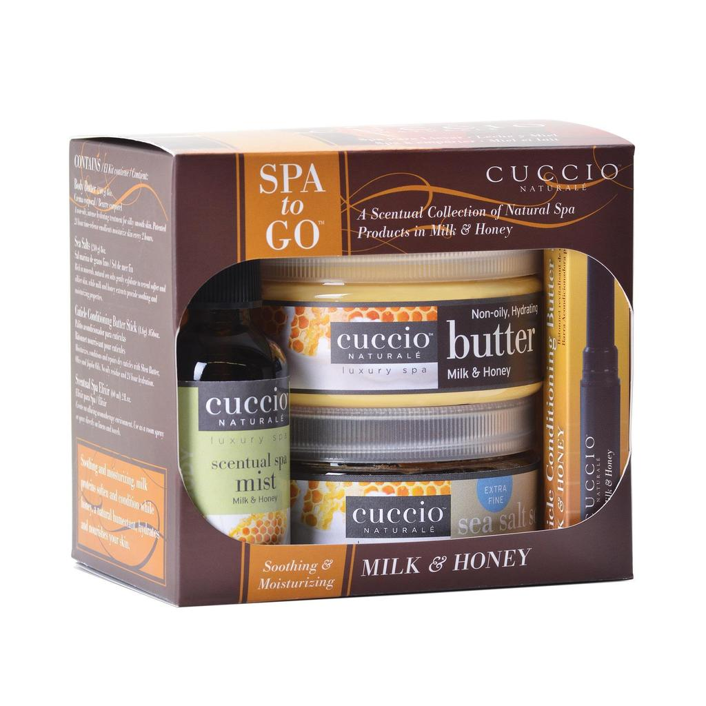 Spa to Go Kit