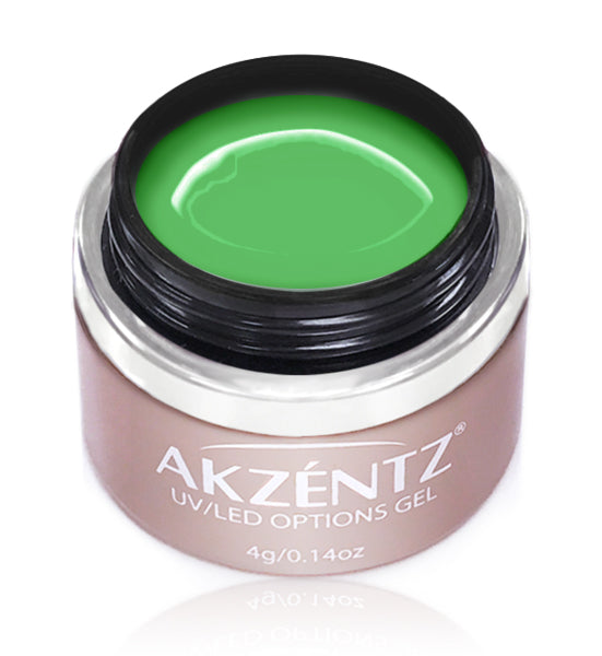 Mint Green -  Akzentz Options UV/LED - LuvNailz