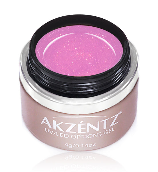 Sparkles Pink - Akzentz Options UV/LED