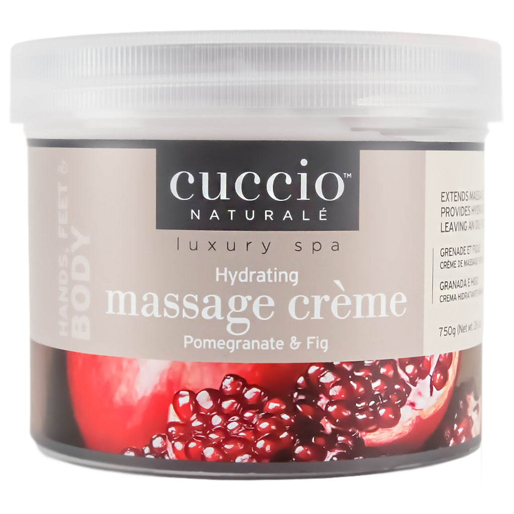 Massage Creme - Pomegranate & Fig