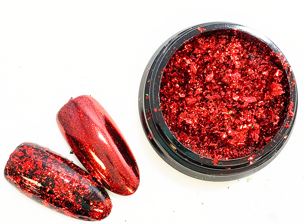 Red Candy Chrome