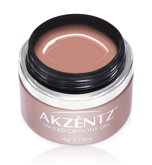 Rosy Tan - Akzentz Options UV/LED - LuvNailz