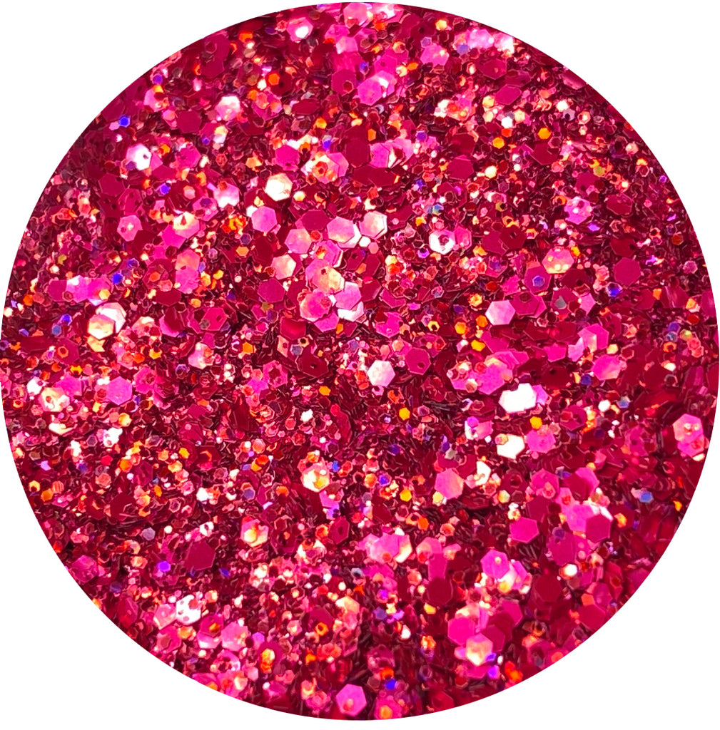 Ruby Diamondz Glitter