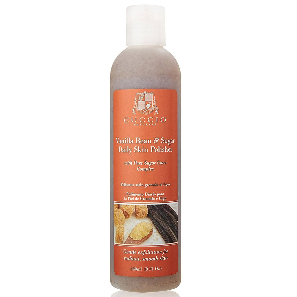 Skin Polisher - Vanilla Bean & Sugar