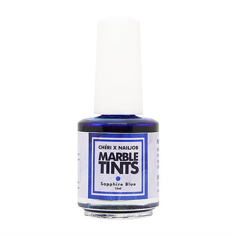 Sapphire Blue - Marble Tint Alcohol Ink - .5oz/15ml