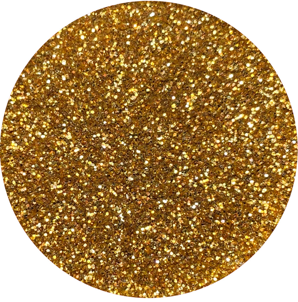 Shiny Gold Glitter