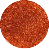 Soft Orange Metallic Glitter