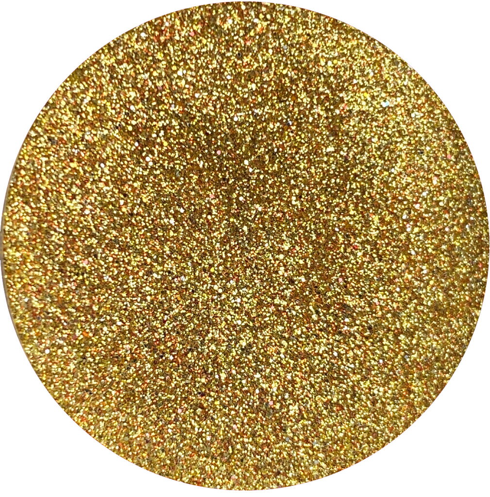 Soft Shiny Gold Glitter