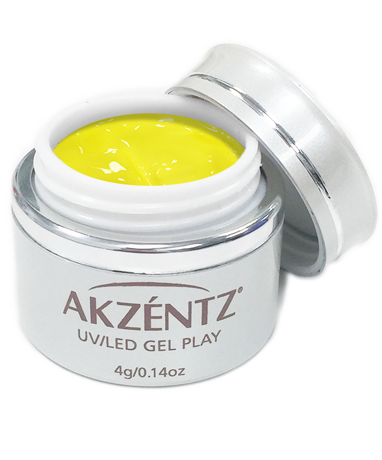 Paint Sun Yellow - Akzentz Gel Play UV/LED