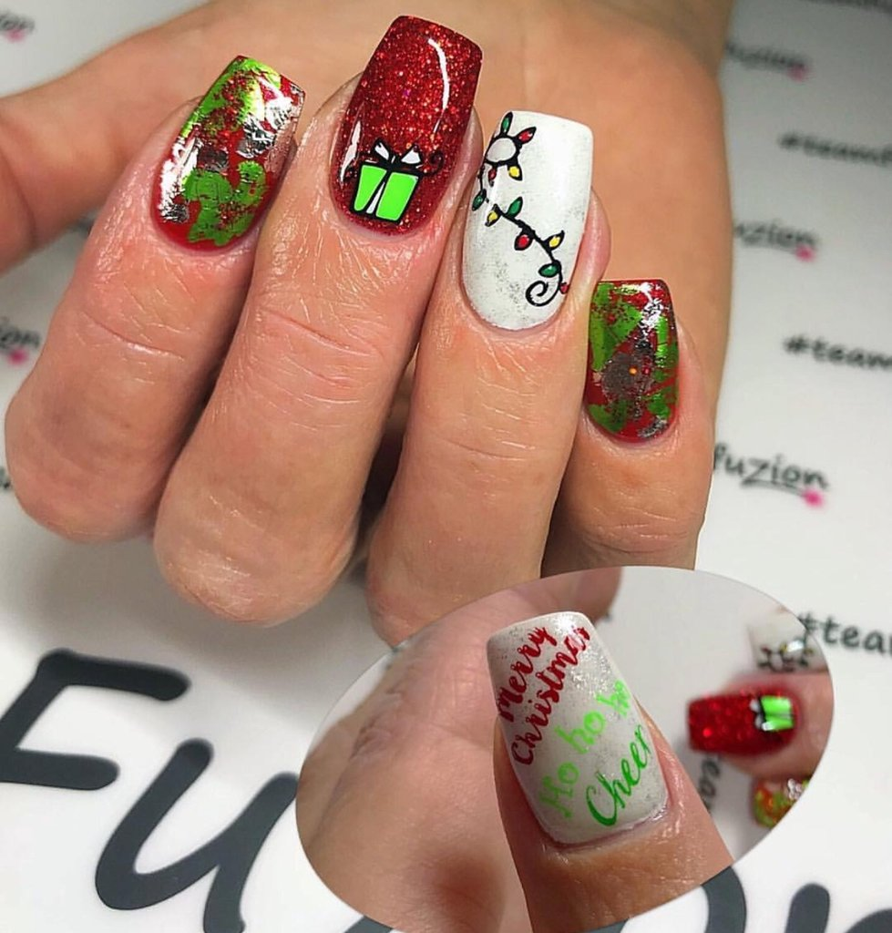 Under the Mistletoe (CjSC-10) - Clear Jelly Stamping Plate