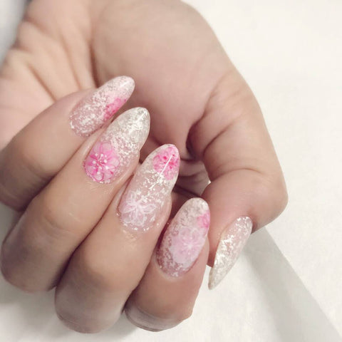 White Lace - Akzentz Gel Play UV/LED