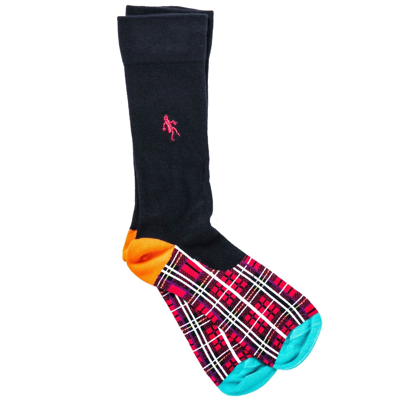 Fun Hidden Pattern Socks for Men - Elsie Ingles