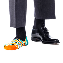 Fun Hidden Pattern Socks for Men - Roger Bacon