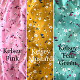 Bloomers- Solids & Kelsey Colours