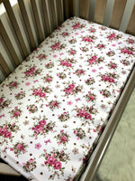 Camilla Fitted Cot Sheet