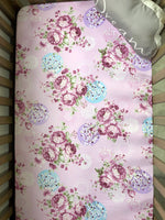 Blossom Fitted Cot Sheet