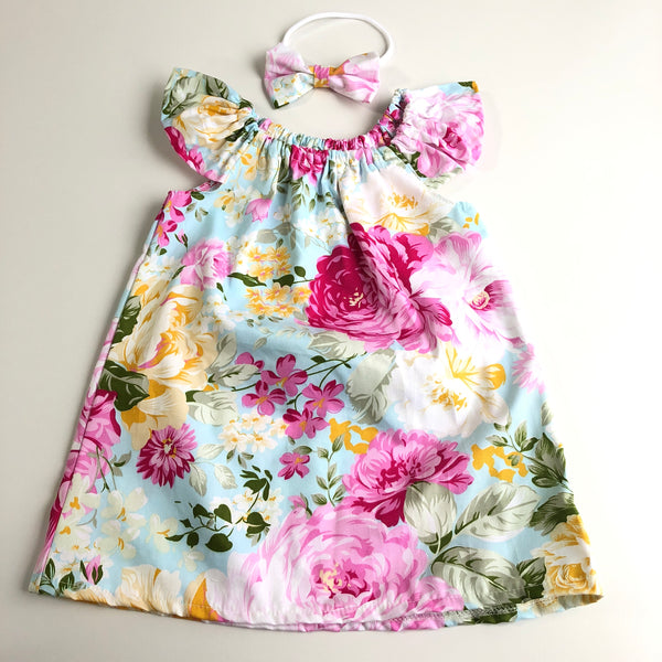 Seaside Dress Set- Carla