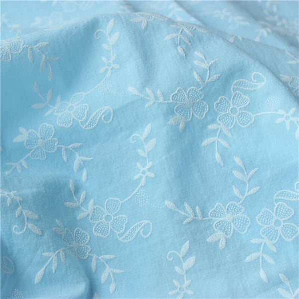 Bloomers -  Jacquard Light Blue