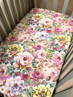 Celene Fitted Cot Sheet