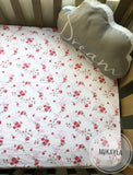 Classic Matilda Fitted Cot Sheet