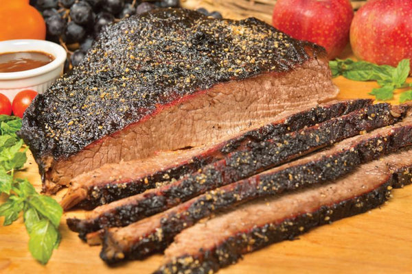 Smoked Beef Brisket (fully cooked & pre-sliced)