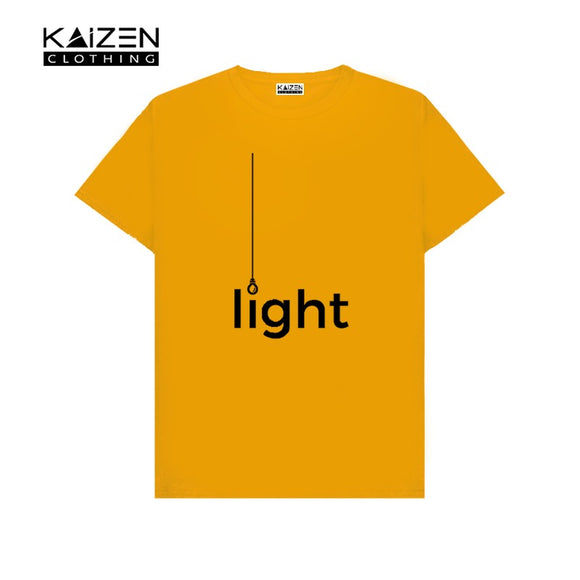 Light Logo Printed T-shirt